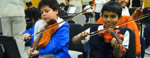 WHEDco provides arts engagement through its After School programs