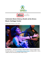 02-13-2017 DNAinfo_Celebrate Black History Month at the Bronx Music Heritage Center