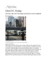 04-18-2017 New York Magazine_Cities Vs Trump
