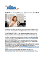 09-26-2017 thisisthebronx_WHEDcos Nancy Biberman Steps Aside as President