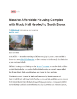 01-13-2017 DNA Info_Massive Affordable Housing Complex with Music Hall Headed to South Bronx