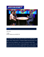 06-22-2018 BronxNet_Upcoming Community Development events