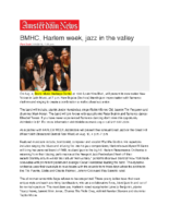 08-09-2019 Amsterdam News NY_BMHC and Harlem week and jazz in the valley